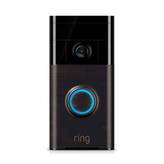 IP camera Video Deurbel bruin