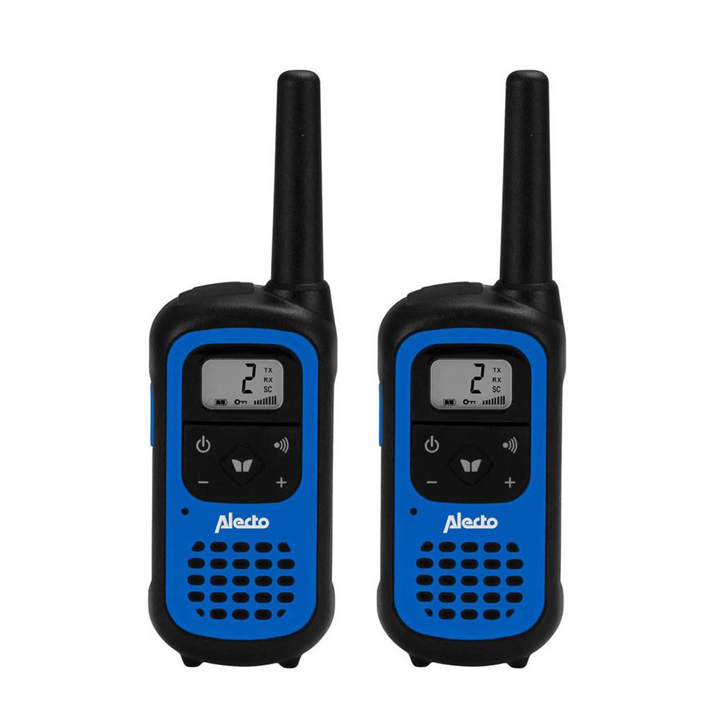 Alecto FR-100 Walkie talkie, zwart/ blauw