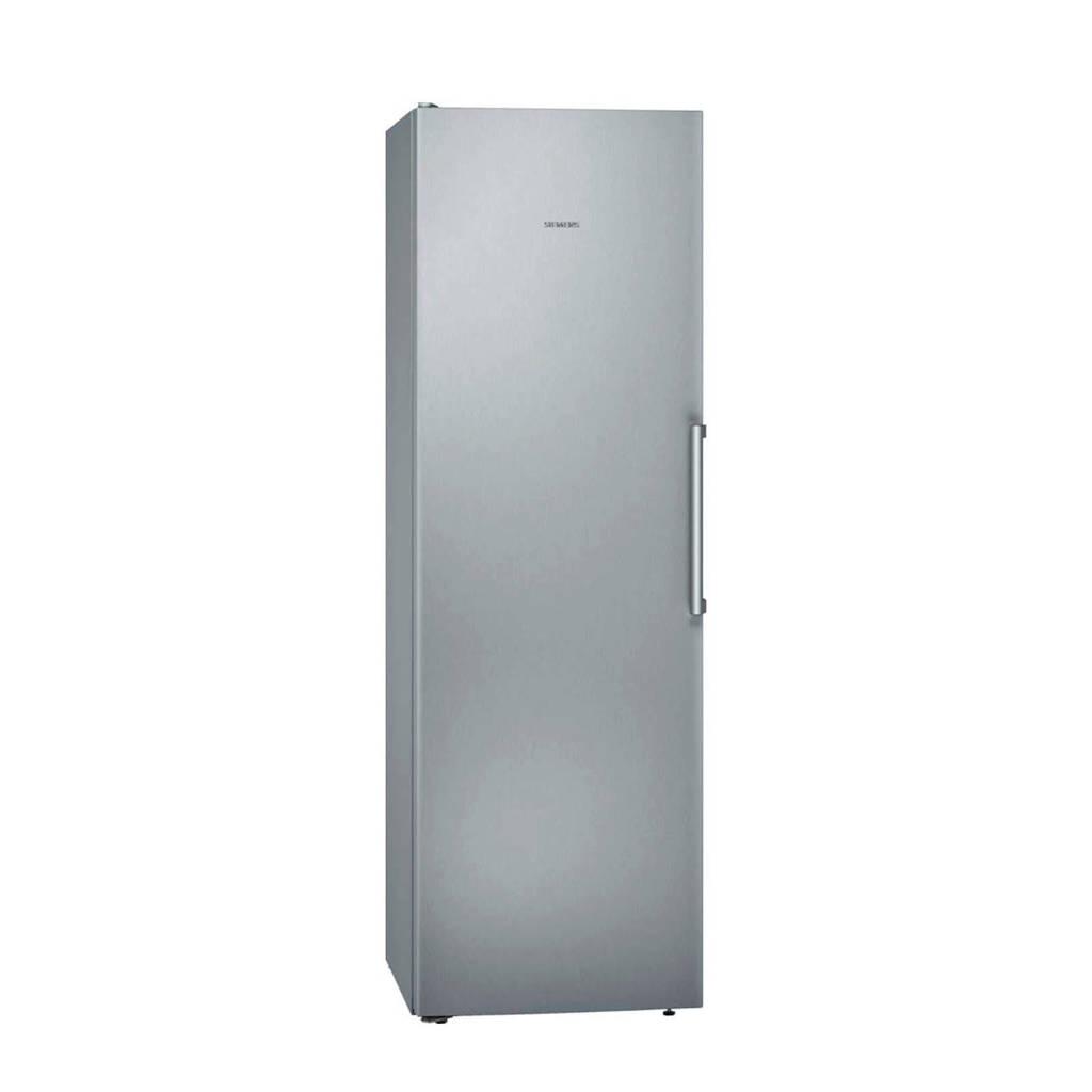 Siemens KS36VVI3P koeler, Zilver
