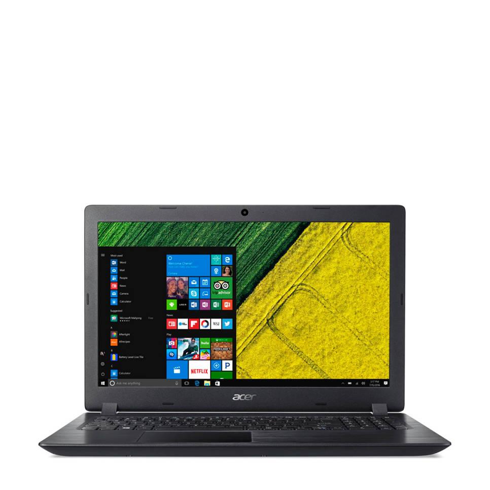 Acer Aspire 3 A315-31-C3PK 15,6 inch Full HD laptop, Zwart
