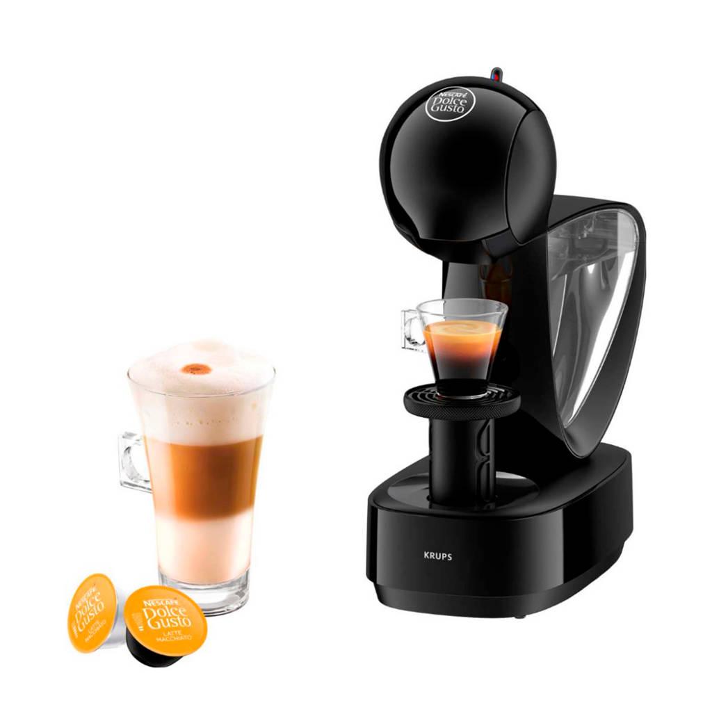Krups Kp1708 Infinissima Nescafé Dolce Gusto, Zwart