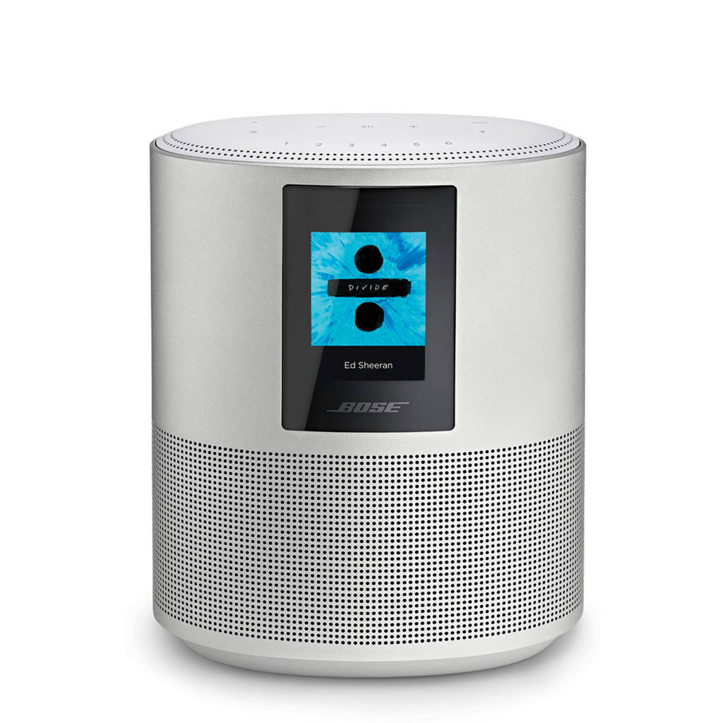Bose Home Speaker 500 Smart speaker, Zilver