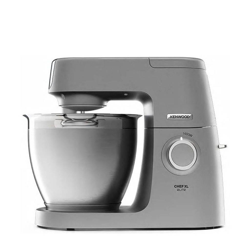 Kenwood KVL6320S Chef Elite XL keukenmachine, Grijs