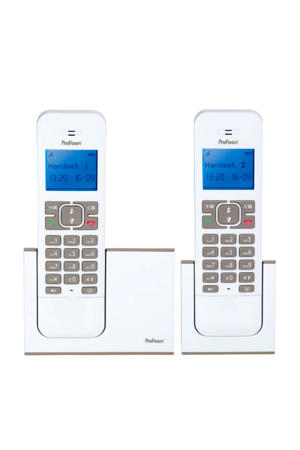 PDX-8420 WT/TE Huistelefoon