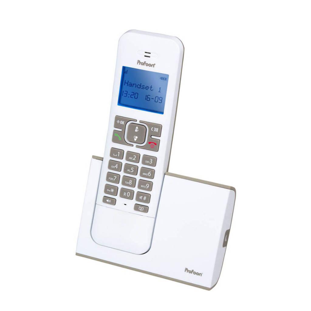 Profoon PDX-8400 huistelefoon, Wit