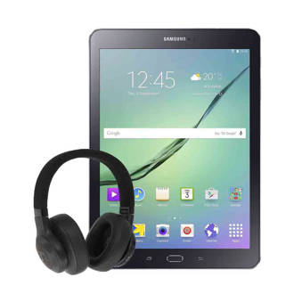 Samsung Galaxy Tab S2 9.7 bundel met JBL Bluetooth headphone