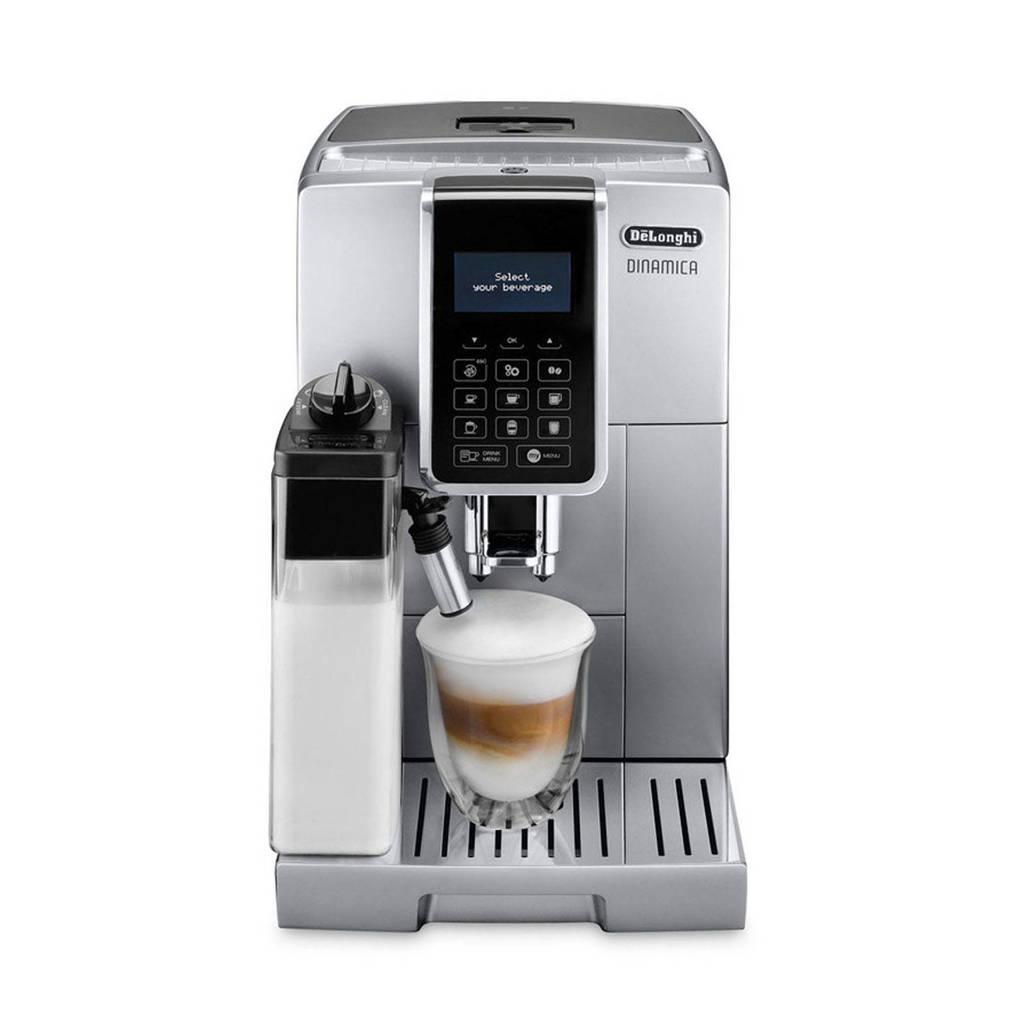 DeLonghi ECAM350.75.S koffiemachine, Zilver