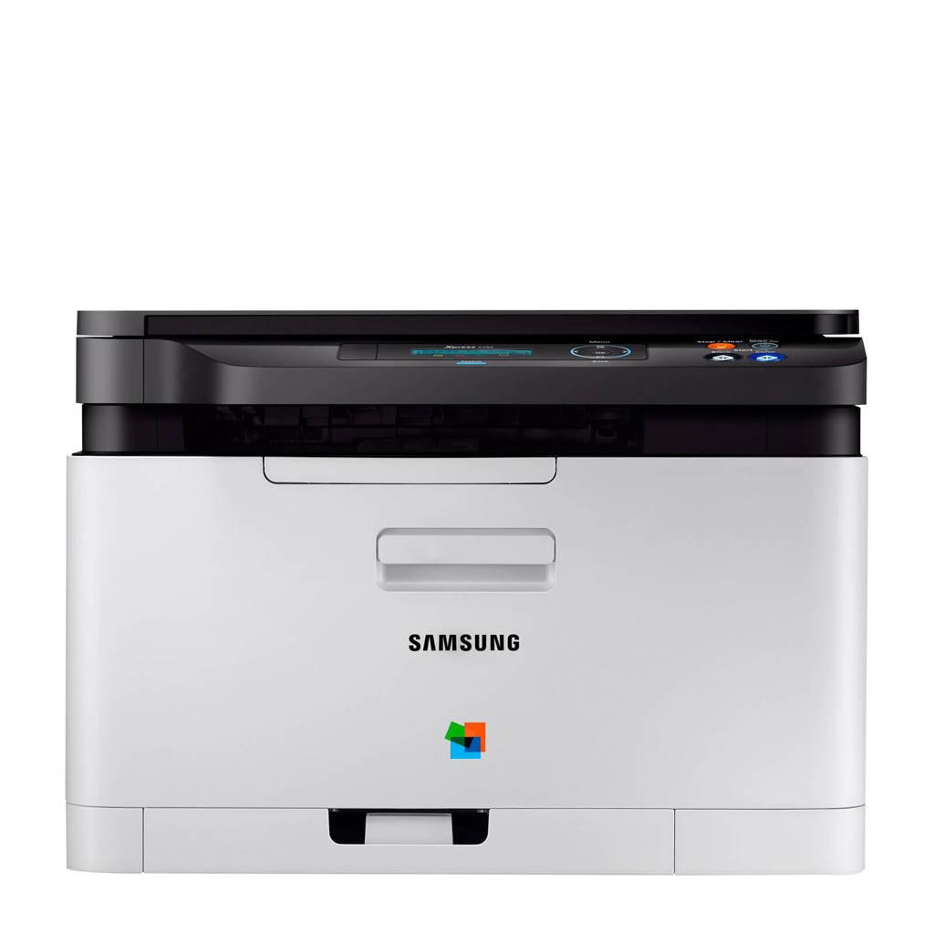 Samsung Xpress C480 laserprinter, Zwart, wit