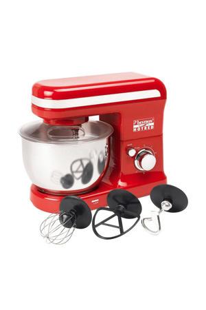 AKM500HR Hot Red keukenmachine