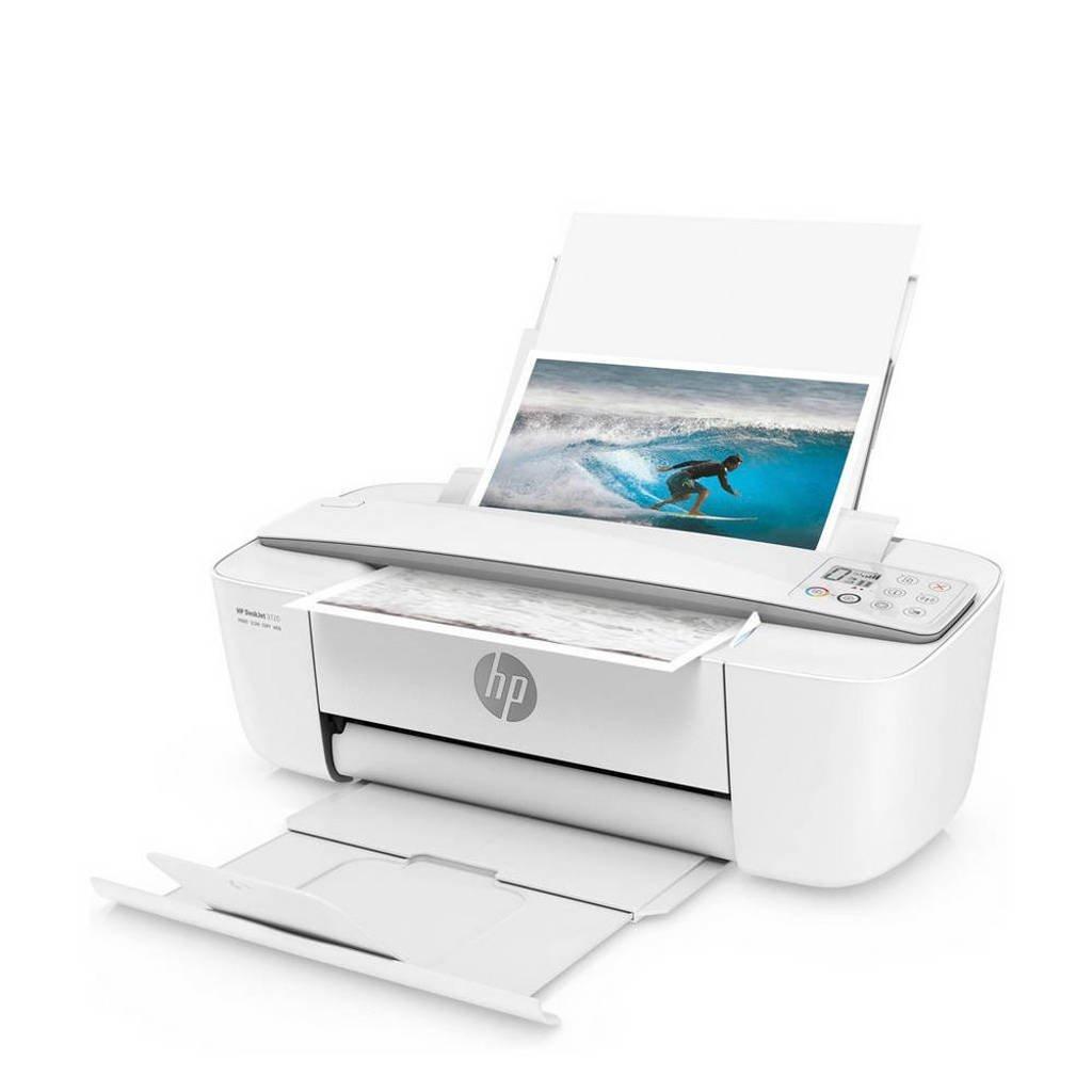 HP DeskJet 3720 all-in-one printer, Wit