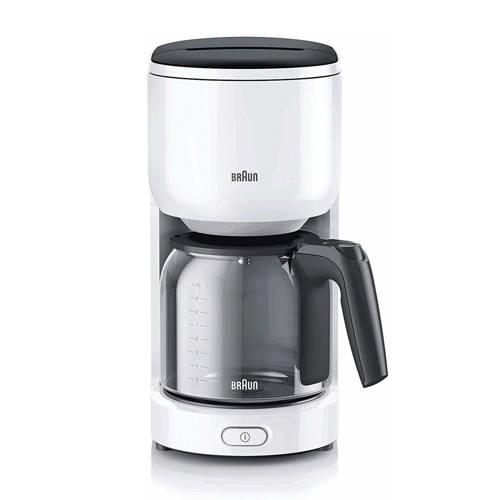 Braun KF3120WH PurEase koffiezetapparaat kopen