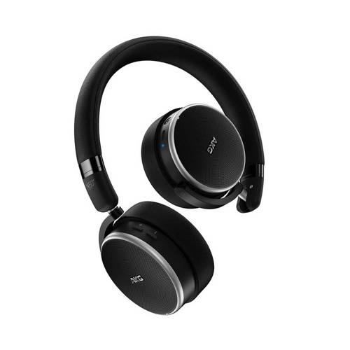 AKG N60NC on-ear bluetooth koptelefoon zwart kopen