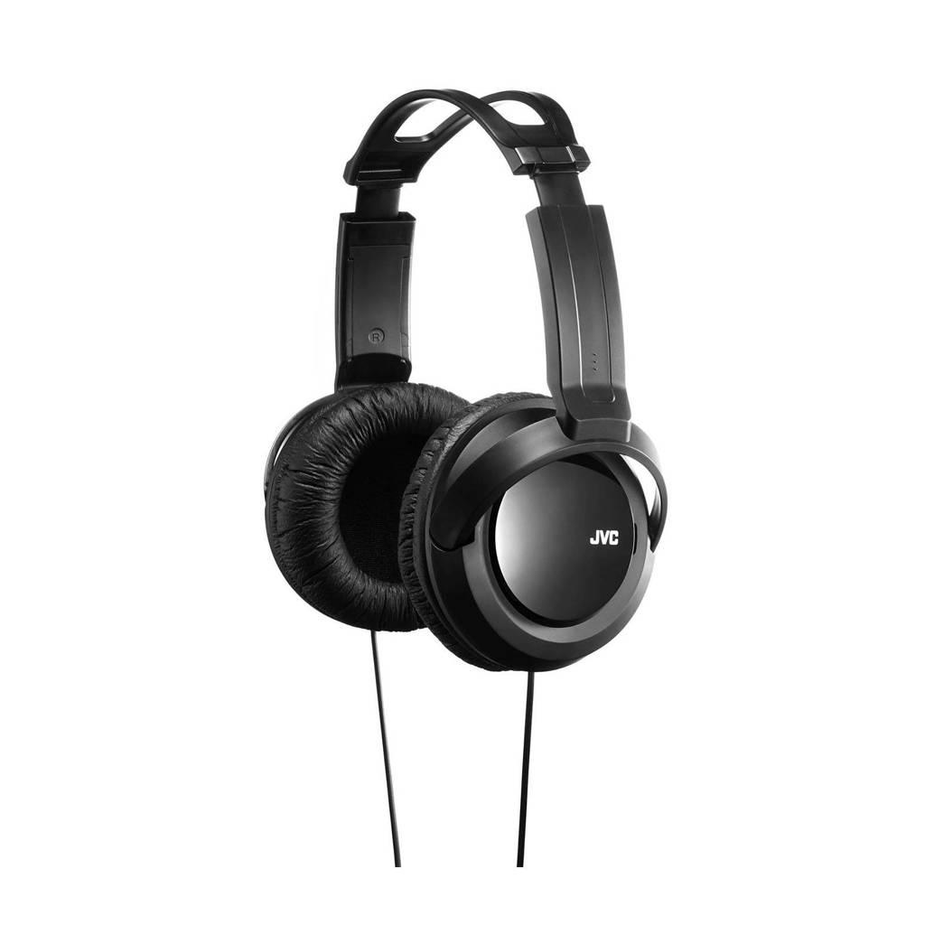 JVC HARX330E over-ear koptelefoon (zwart), Zwart