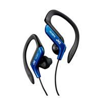 JVC HA-EB75-A sport oortjes, Blauw