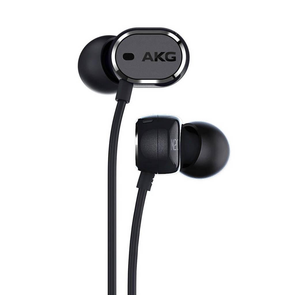 AKG N20NC in-ear koptelefoon zwart, Zwart
