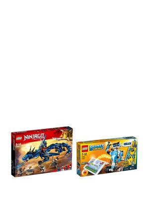BOOST gereedschapskist 17101+ LEGO Ninjago stormbringer 70652