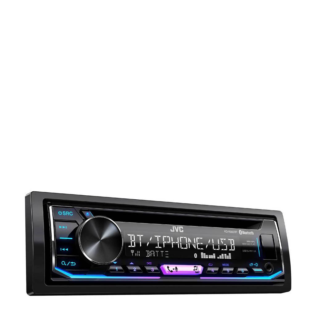 JVC KD-R992BT 1 DIN autoradio