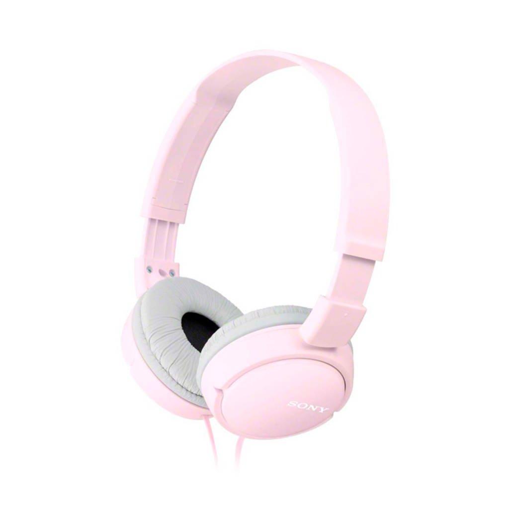 Sony MDR-ZX110P on-ear koptelefoon, Roze