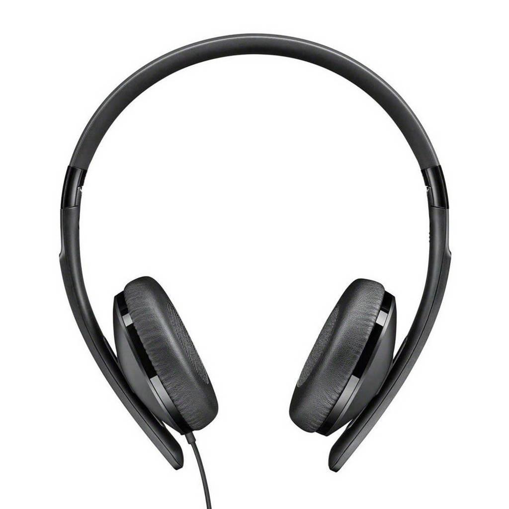 Sennheiser HD 2.20S on-ear koptelefoon zwart, Zwart