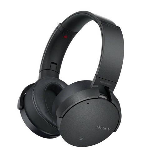 Sony MDR-XB950N1 EXTRA BASS over ear bluetooth koptelefoon zwart kopen