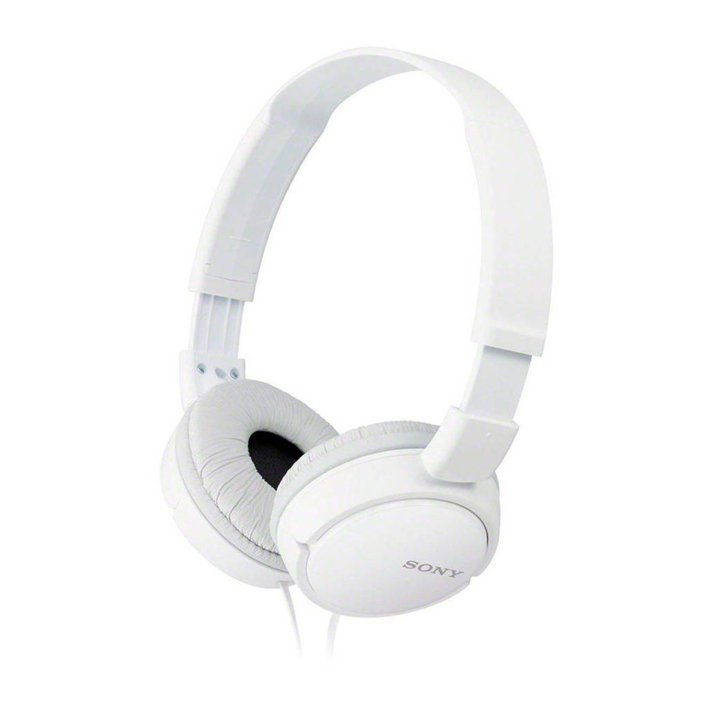 Sony ZX110 on-ear koptelefoon wit