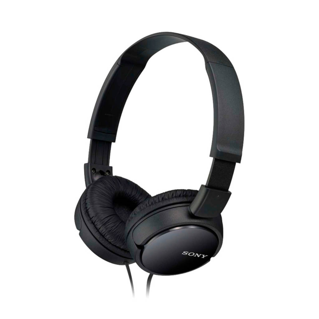 Sony ZX110 on-ear koptelefoon zwart