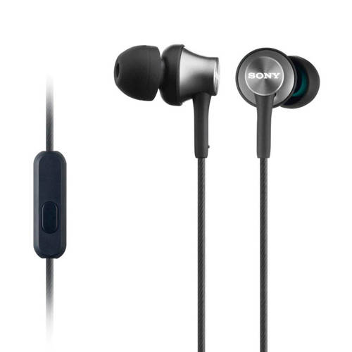 MDR-EX450AP in-ear hoofdtelefoon, Grijs