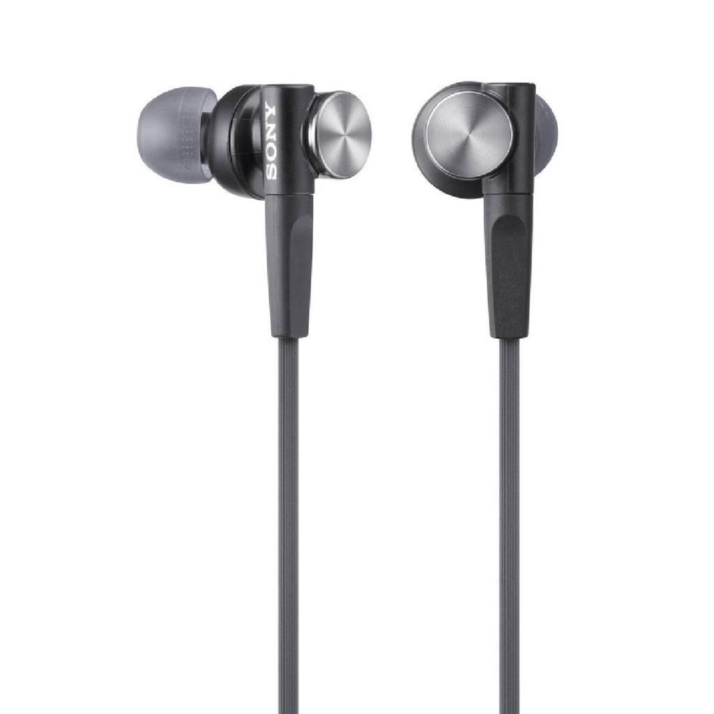Sony XB50 in-ear koptelefoon zwart, Zwart