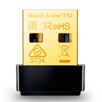 Archer T1U Wi-Fi nano USB adapter