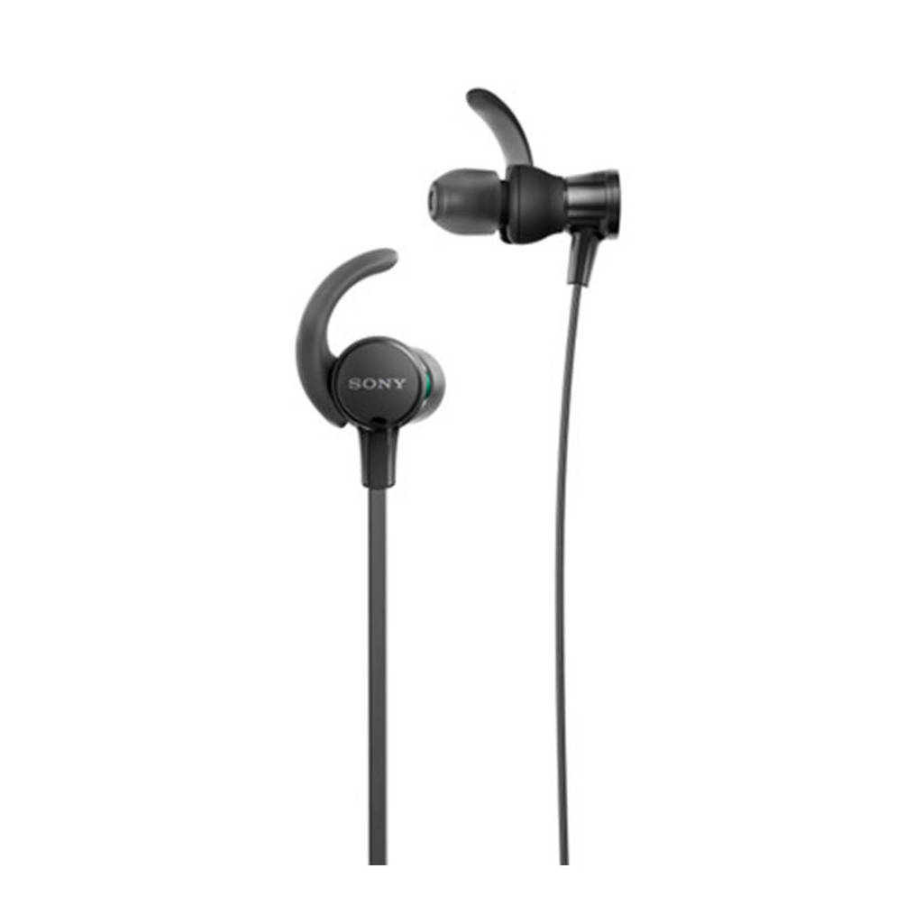 Sony MDR-XB510 in-ear koptelefoon zwart, Zwart
