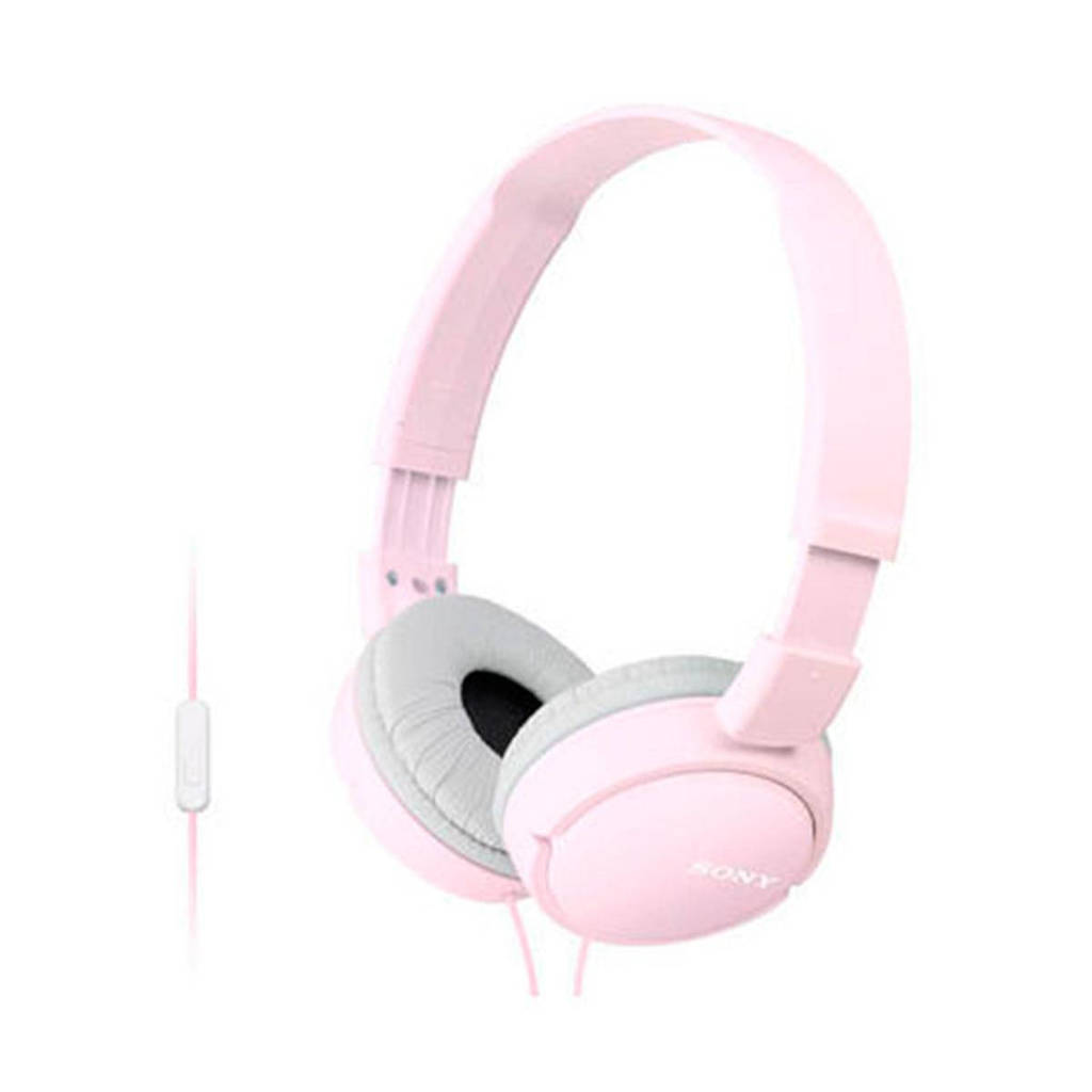 Sony ZX110AP on-ear koptelefoon roze, Roze