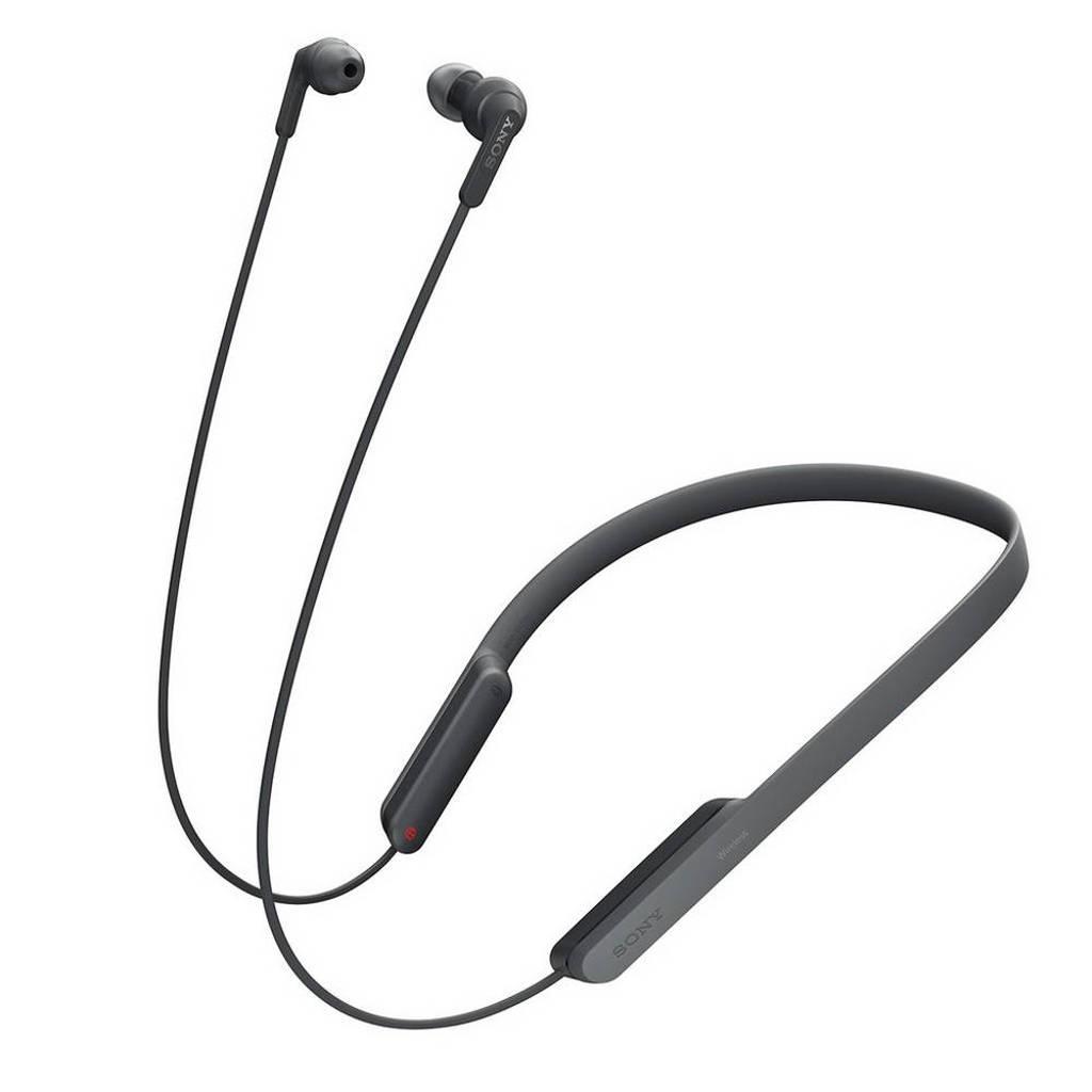 Sony MDR-XB70BT in-ear bluetooth koptelefoon zwart, Zwart