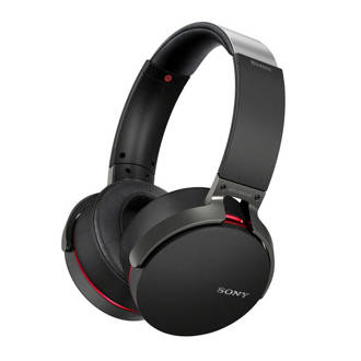 MDR-XB950B1 extra bass over-ear koptelefoon zwart