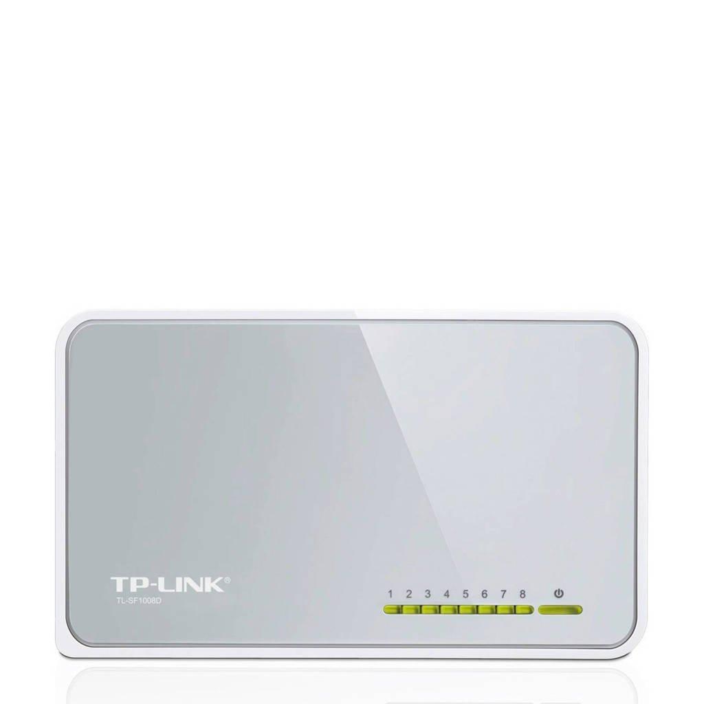 TP-Link TL-SF1008D desktop switch, 8 poorten