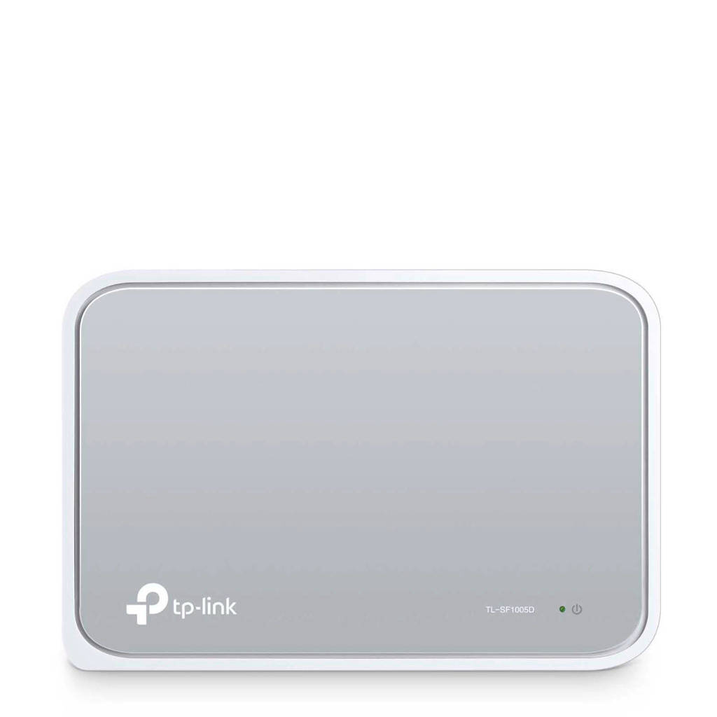 TP-Link TL-SF1005D 5-poorts desktop switch, 5 poorten