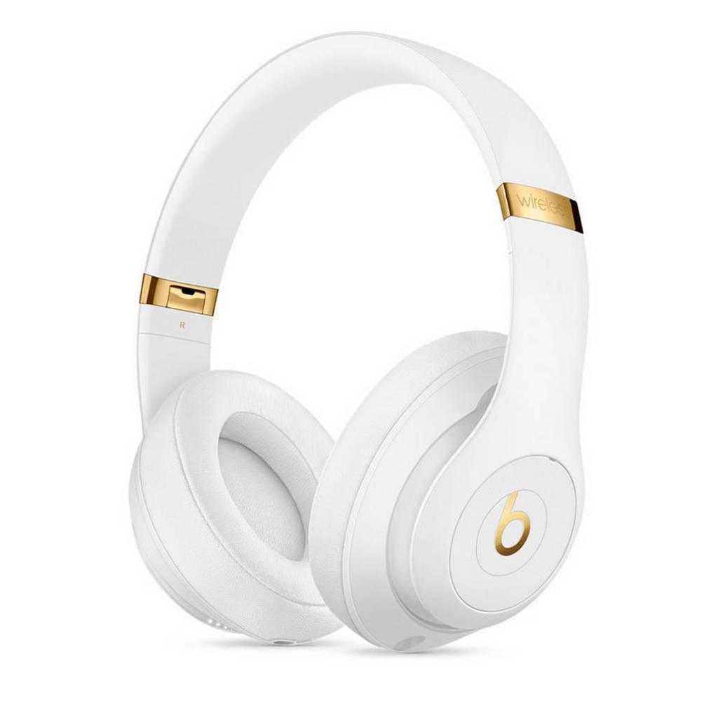 Beats Studio3 Wireless over ear bluetooth koptelefoon, Wit