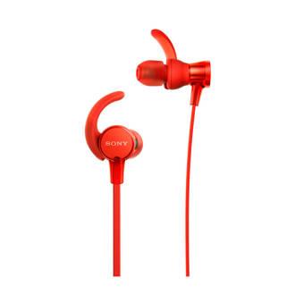 MDR-XB510 in-ear koptelefoon rood