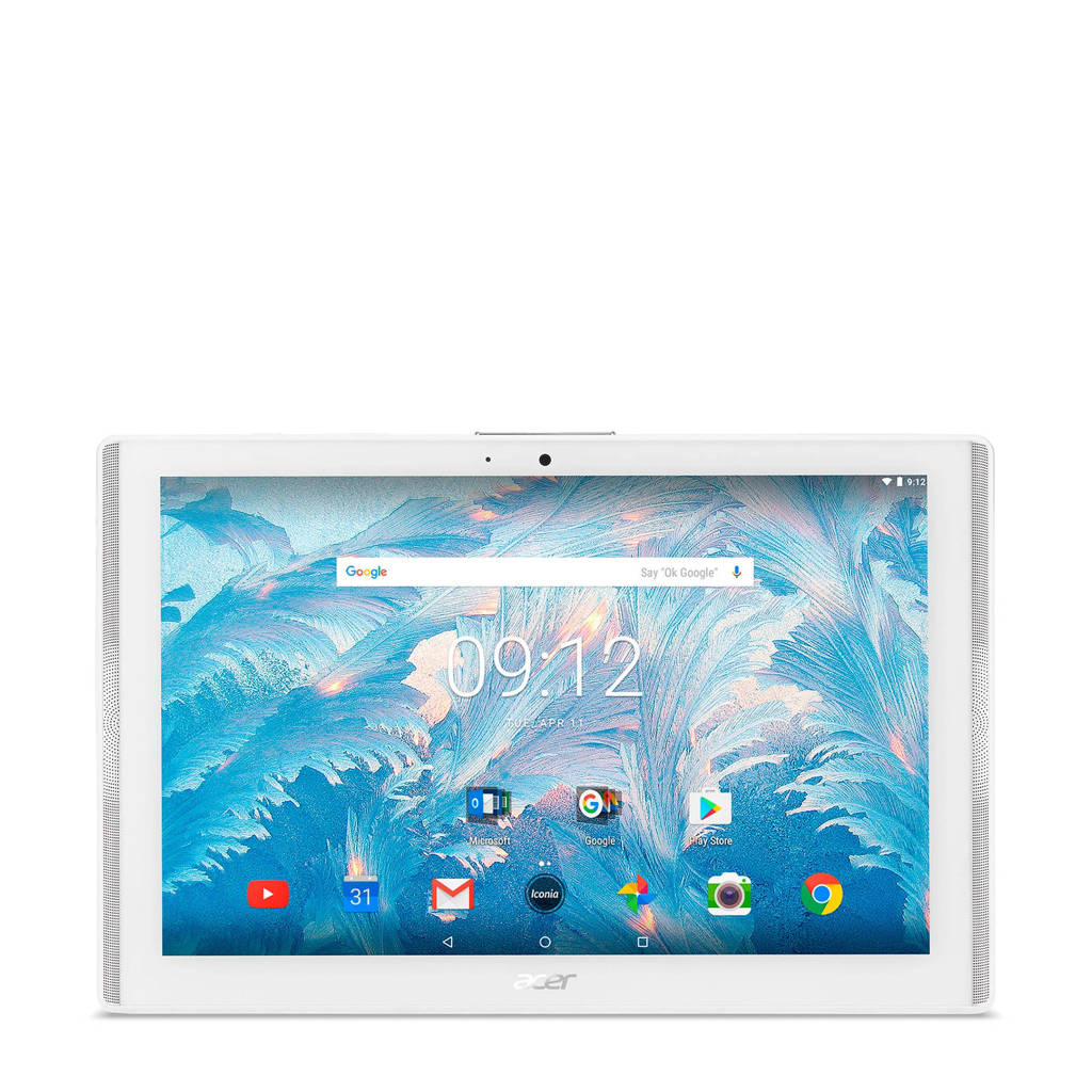 Acer Iconia One 10 B3-A40-K2YF 32 GB tablet, Wit