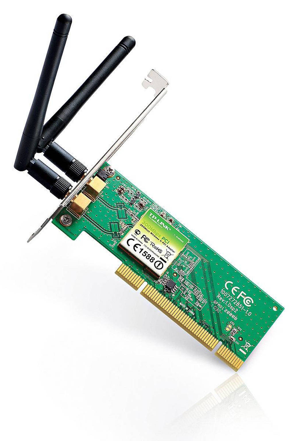 TP-Link TL-WN851ND PCI adapter, Roestvrijstaal