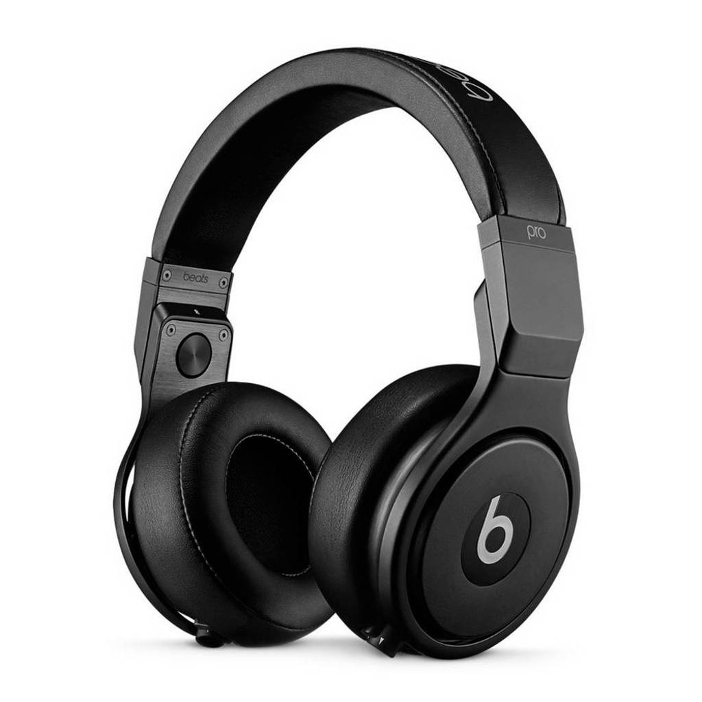 Beats Pro over-ear koptelefoon zwart, Zwart