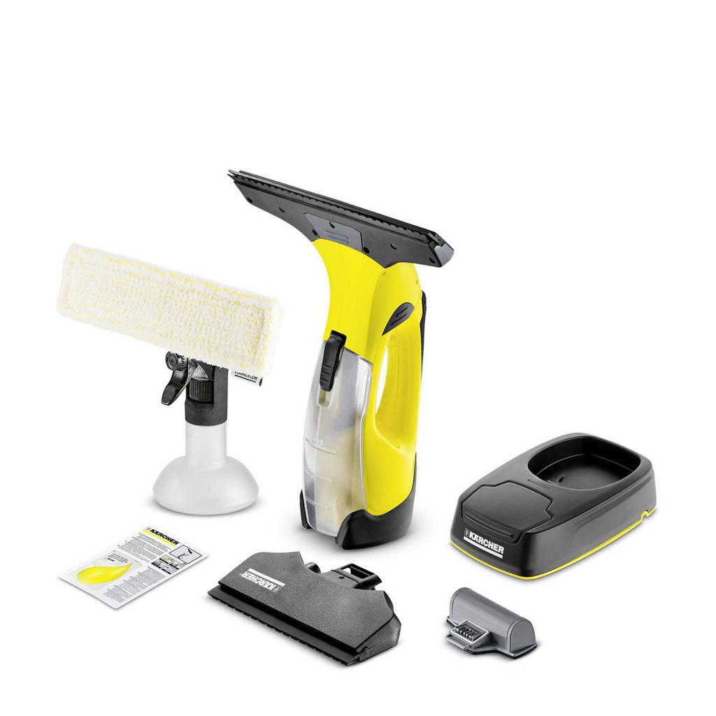 Kärcher WV5 Premium Non-stop (Yellow) Ruitenreiniger, Geel, Zwart