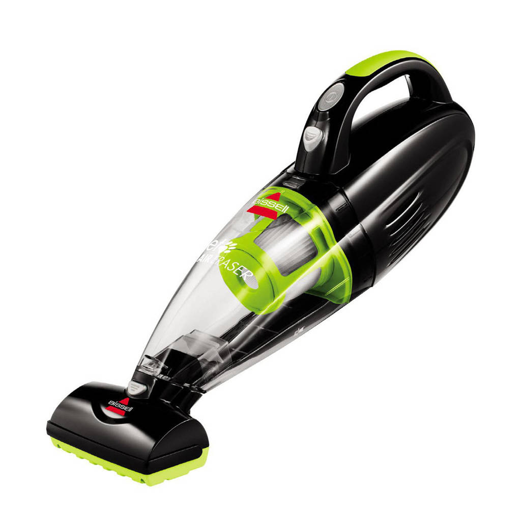 BISSELL Pet Hair Eraser kruimelzuiger, Black,Lime