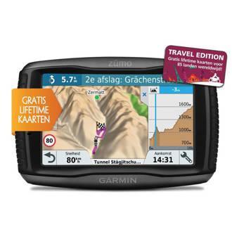 Z?mo 595 LM Travel Edition Europa + 40 landen wereldwijd motornavigatie