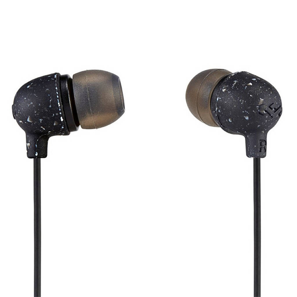 House of Marley In-ear koptelefoon zwart, Zwart