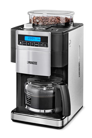 Coffee Maker and Grind DeLuxe -249402 koffiezetapparaat