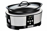 Crockpot CR605 slowcooker, 5.7 liter