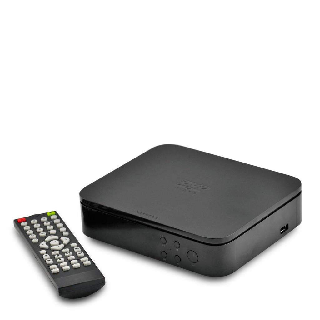 Salora DVD180 dvd speler, Zwart