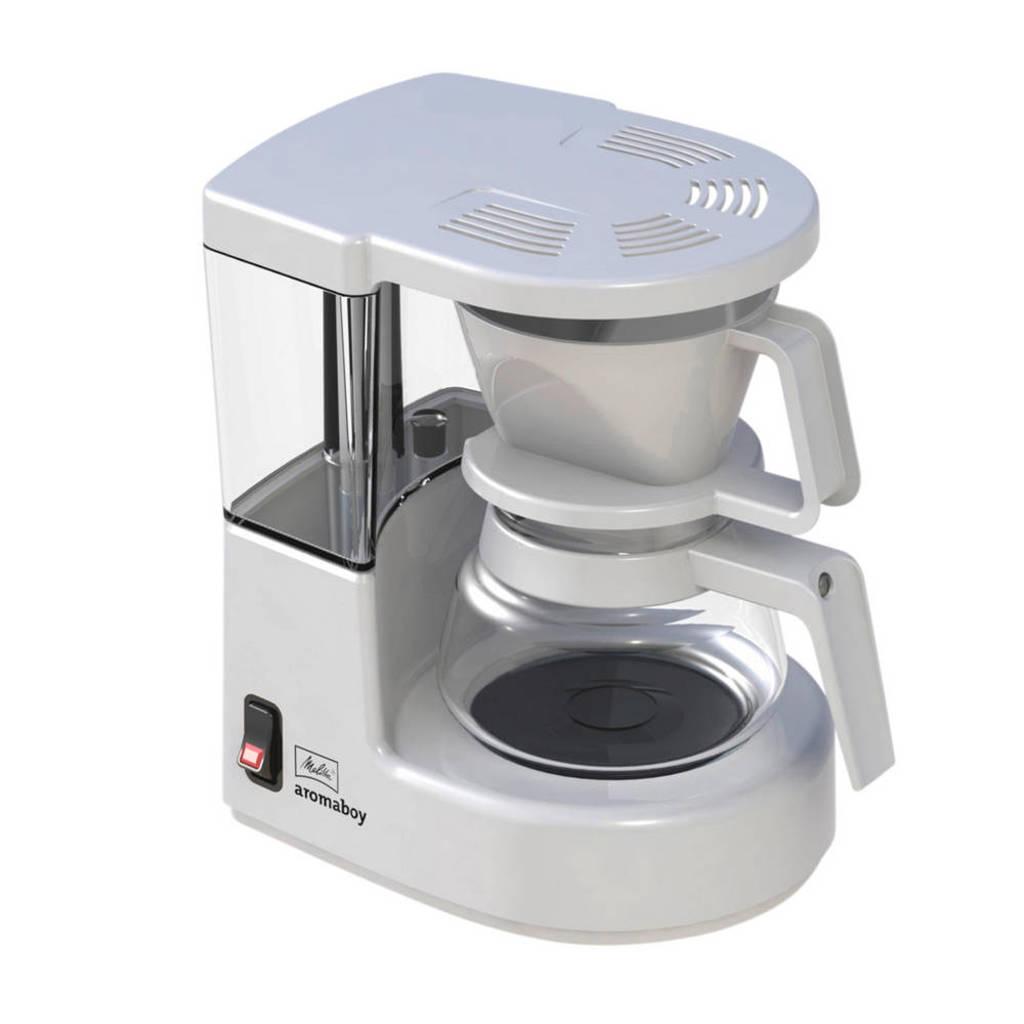 Melitta Aromaboy koffiezetapparaat, Wit