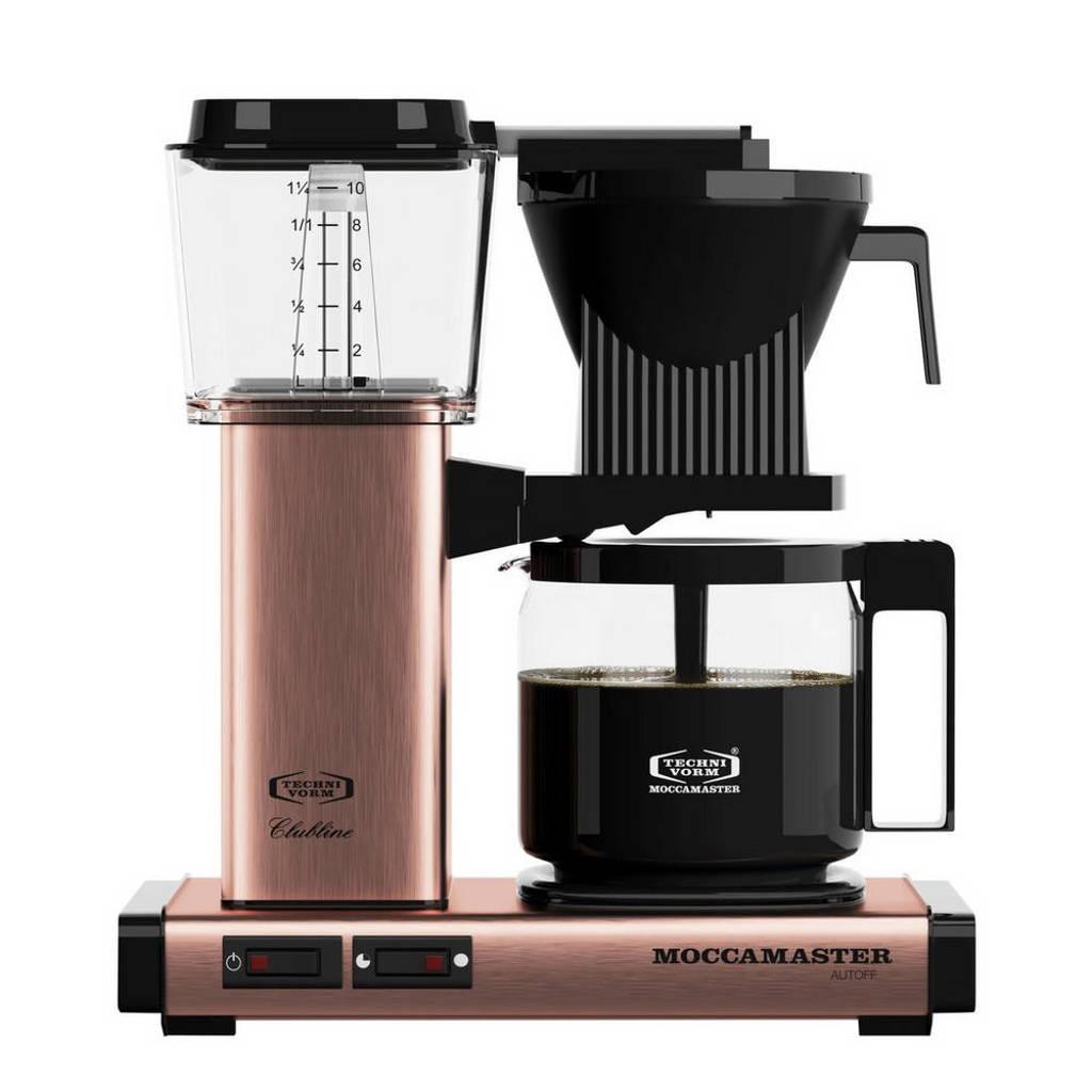 Moccamaster KBG741 AO koffiezetapparaat, Brons