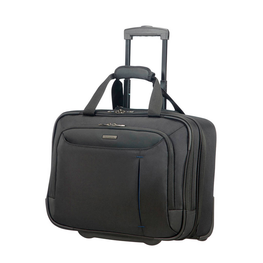 Samsonite GuardIT UP 15,6 inch laptoptas trolley, Zwart